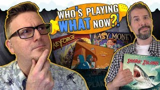 Who's Playing What Now?! + Top 10 Popular Board Games June 2019