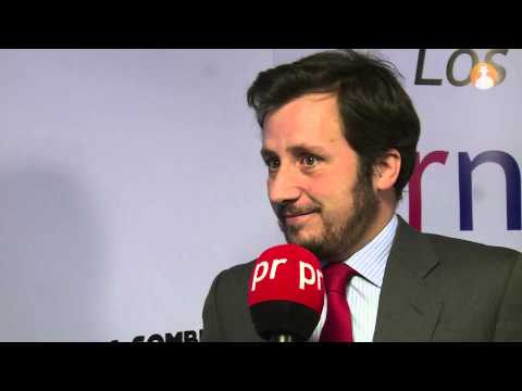 VÍDEO: Tristán Elósegui, Premio anual Top Blogs Marketing en 'Los mejores de prnoticias 2014'