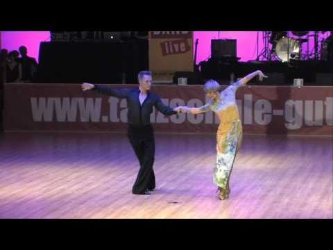 Peter & Kristina Stokkebroe at the Euro Dance Festival 2011