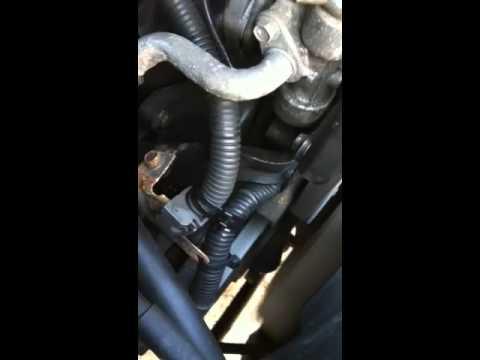 Mitsubishi Montero Sport 1999 Lifter. Valve. Tap. Noise