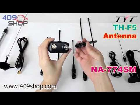 TYT TH-F5 UHF 400-470Mhz Amateur two-way radio Antenna