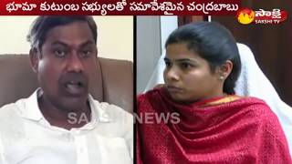 ఆళ్లగడ్డ పంచాయితీపై చంద్రబాబు సతమతం..! - Watch Exclusive