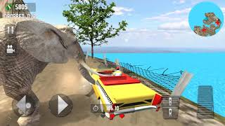 Mountain Taxi Driving Adventure [Funny Android Game play]