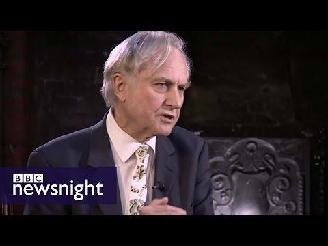 Richard Dawkins on Palestine, Jews, Science and the Burqa - Newsnight