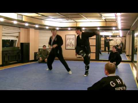 Russian Hapkido training + Open Circle Sparring KMAA Image 1