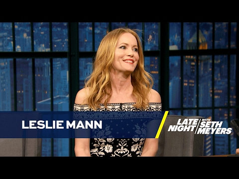 Seth Auditions to Be Leslie Mann and Judd Apatow's New Couple Friends