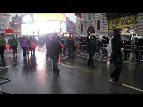 London's New Year's Day Parade 2014   1 1 2014   Part 21 of 22