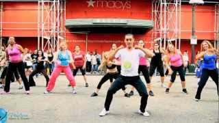 "Zumba Fitness - MERENGUE Dance Class In New York By: Wilson ""The Dancer"""