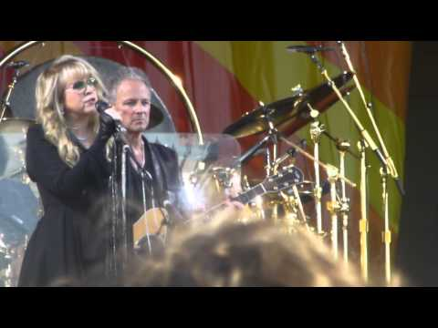 Fleetwood Mac at Jazz Fest 05-04-2013 Landslide