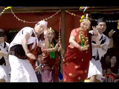 Ainsalu Pahelai Salaijo Hd By Bishnu Gurung And Bishnumaya Gurung video