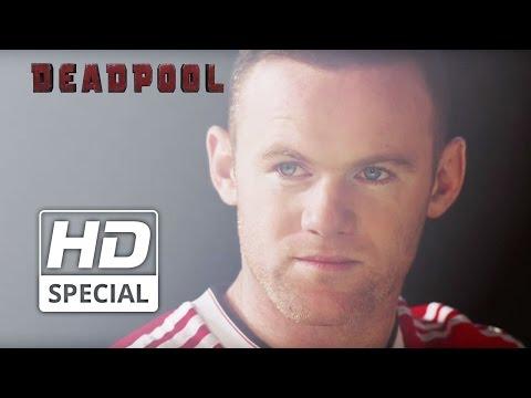 Deadpool juega para el Manchester United