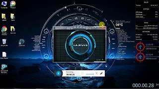 JARVIS in your PC with all SOUNDS and COMMANDS