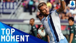 Top Scorer Immobile's Double Earns a Point for Lazio | Bologna 2-2 Lazio | Serie A