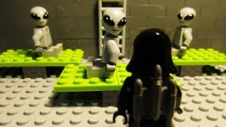 "Lego Infiltration: ""Area 51"""