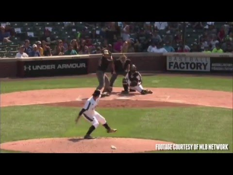 2016 Baseball Factory MLB Draft Preview - Forrest Whitley