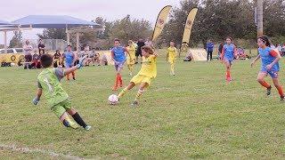 Emoción en la Villarreal Yellow Cup Miami