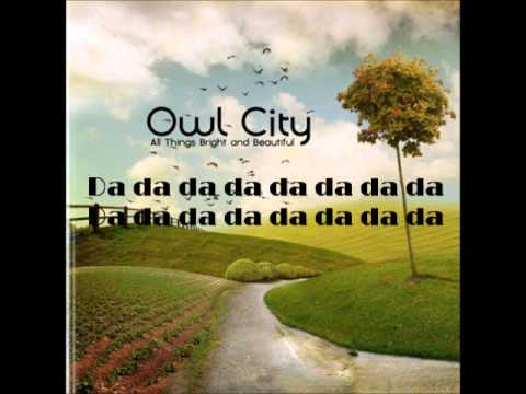 Owl City - The Yacht Club ft. Lights (With Lyrics)