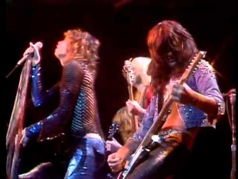 Aerosmith - The Train Kept A Rollin