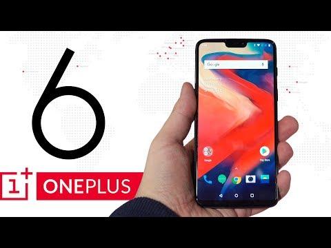 Первый обзор OnePlus 6