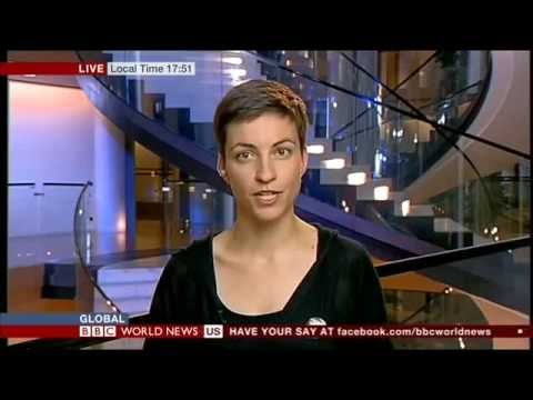 Ska Keller on BBC World News on refugees and Europe's responsibilities