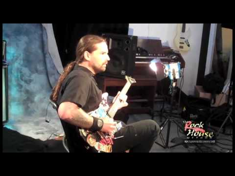 Andreas Kisser of Sepultura Behind the Scenes at Rock House