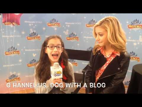 interview with g hannelius