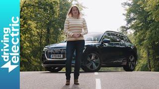 Audi e-tron review - DrivingElectric