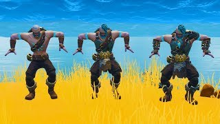 *NEW* Season 5 Fortnite Dances/ Emotes 100% Sync (In Game) Breakdown, Swipe it