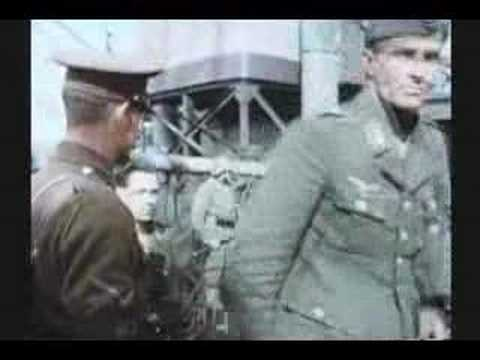 WW II : RARE COLOR FILM : BATTLE FOR NORWAY : PART 3 OF 3 Music Videos