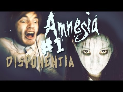 THE GRUDGE GURL IS BACK! - Amnesia: Custom Story - Part 1 - Disponentia