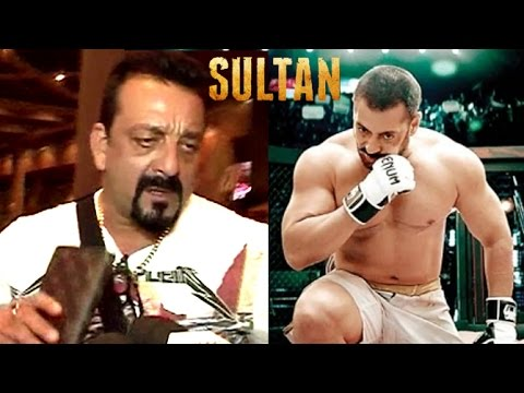 Sanjay Dutt's Awesome Comment On Salman Khan's SULTAN Movie 2016