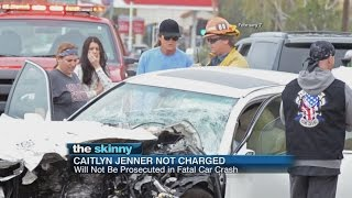 Caitlyn Jenner Not Charged in Fatal Crash