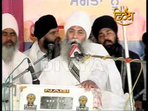 Vaisakhi Samagam At Santsar Sahib Chd By Sant Baba Saroop Singh Ji. (07.04.2012) video