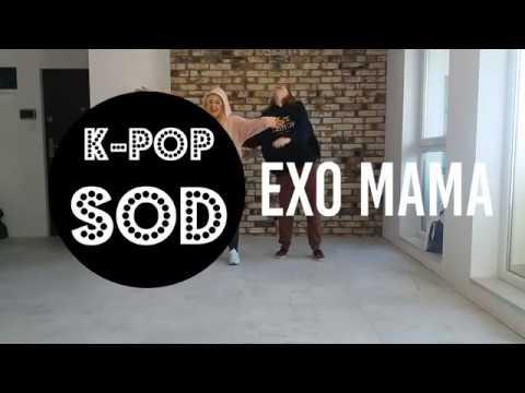 Tutorial: EXO 'MAMA' | K-Pop School Of Dance