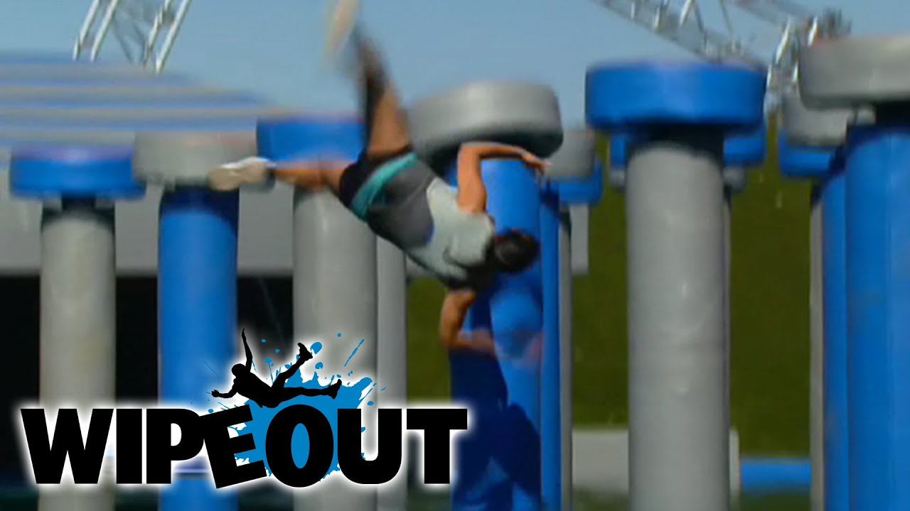 how to be on wipeout tv show