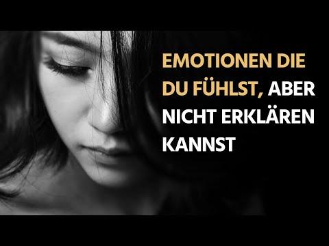 5 Emotionen, die du vielleicht fühlst, dir aber nicht erklären kannst