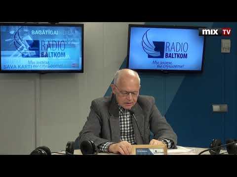 """Политолог, ассоциированный профессор ЛУ Ояр Скудра в программе """"Разворот"""" #MIXTV"""