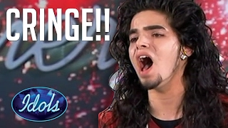 Download Lagu TOP 5 Cringiest Audition Videos On American Idol | Idols Global Gratis STAFABAND