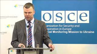 Weekly updates from the OSCE Special Monitoring Mission. UCMC 02.02.2018