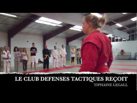 STAGE SAMBO AU CLUB DEFENSES TACTIQUES Image 1