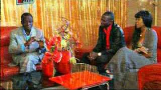 Pape Cheikh Présente Sa Mamy