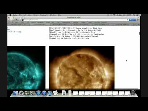 LIVE S0 News July 11, 2015 - Magnetic Storm, Sleepy Sun