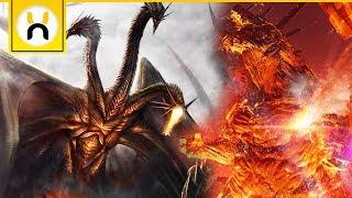 Final Godzilla Anime Film Revealed With King Ghidorah as Villain