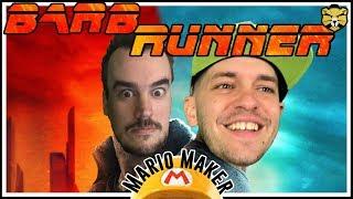 Barb's Blade Runner: A Mario-vania! 0.13% Clear Rate! Super Mario Maker