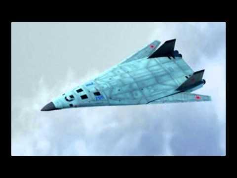 ПАК ДА новейший российский стратегический бомбардировщик