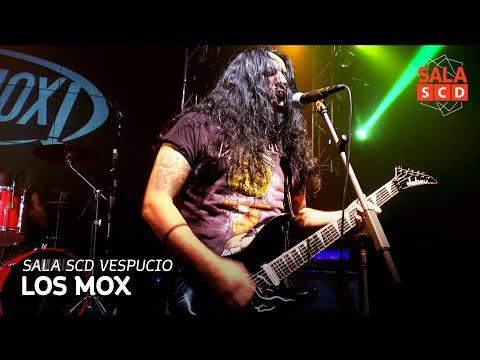 Los Mox! (EN VIVO en Sala SCD Vespucio - 30.07.16)