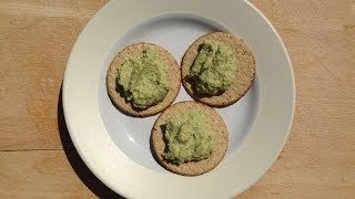 Broad Bean Guacamole Recipe