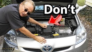 Chris is Wrong, Don't Try to Fix This in Your Car (It Can Kill You)