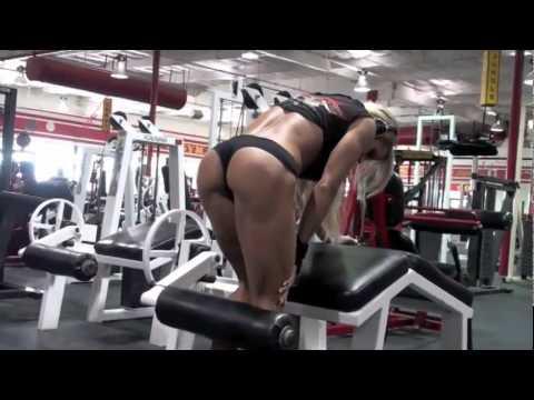Musculação Para Mulheres — Treino Para Engrossar as Pernas