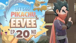 "20 | ""KOGA'S KILLER KRUSHING"" Pokémon Let's GO Pikachu + Let's GO Eevee Let's Play w/ TheKingNappy!"